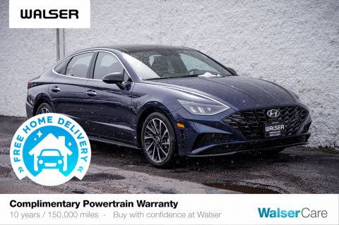 New 2020 Hyundai Sonata SEL PLUS/7 FWD Sedan